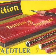 Postales: PAPEL SECANTE, STAEDTLER. TRADITION, SIN USAR. Lote 195231773