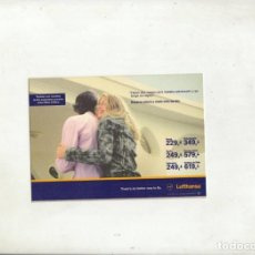 Postales: POSTAL LUFTHANSA. . Lote 195328832
