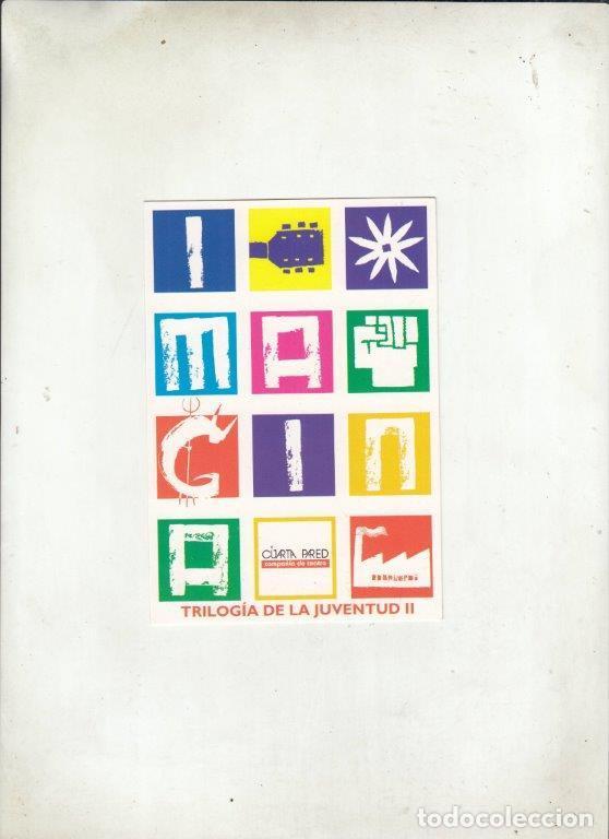POSTAL IMAGINA. TRILOGIA DE LA JUVENTUD II. (Postales - Postales Temáticas - Publicitarias)