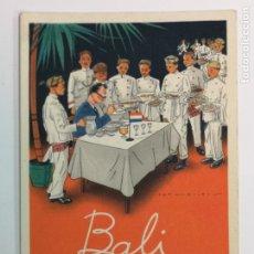 Postales: BALI RESTAURANTE AMSTERDAM . Lote 195410267