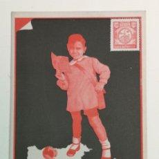 Postales: MUTUALISTAS, L'ESTALVI ES FONT DE RIQUESA. Lote 195411058