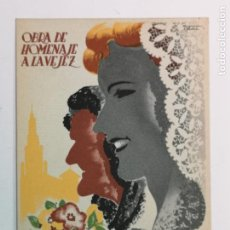 Postales: CAJA DE PENSIONES. Lote 195411257