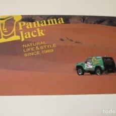 Postales: POSTAL PANAMA JACK. Lote 195494513