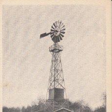 Postales: POSTAL PUBLICITARIA BATERIAS TUDOR -. Lote 197530791