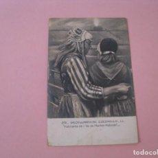 Postales: ANTIGUA POSTAL PUBLICIDAD FARMACÉUTICA DE LABORATORIO COUTURIEUX, PARIS. . Lote 199206678
