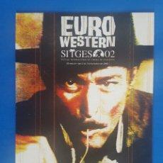 Postais: TARJETA POSTAL / EURO WESTERN, SITGES 2002. Lote 199746287