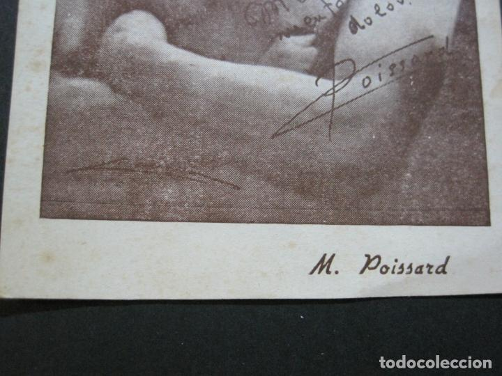 Postales: M. POISSARD-TARJETA DE PUBLICIDAD FARMACIA ANESTYL-VER FOTOS-(69.198) - Foto 5 - 202353695