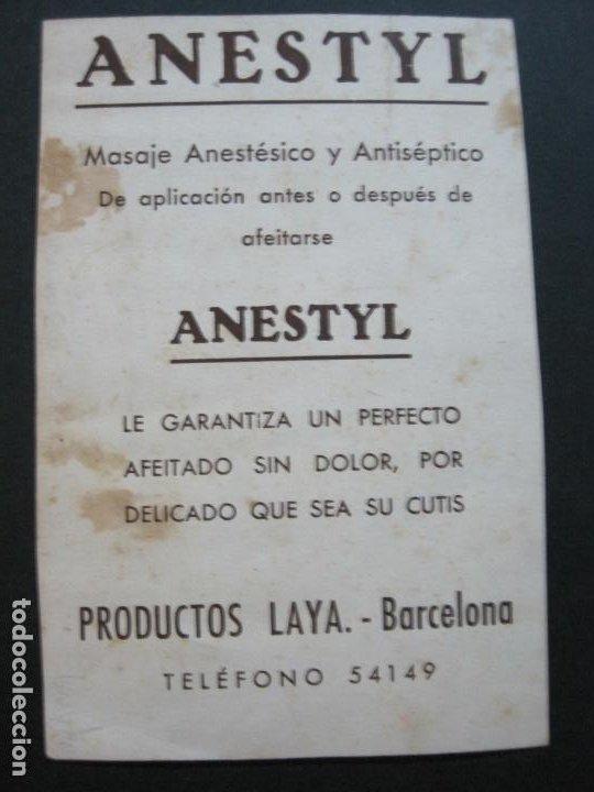 Postales: M. POISSARD-TARJETA DE PUBLICIDAD FARMACIA ANESTYL-VER FOTOS-(69.198) - Foto 6 - 202353695