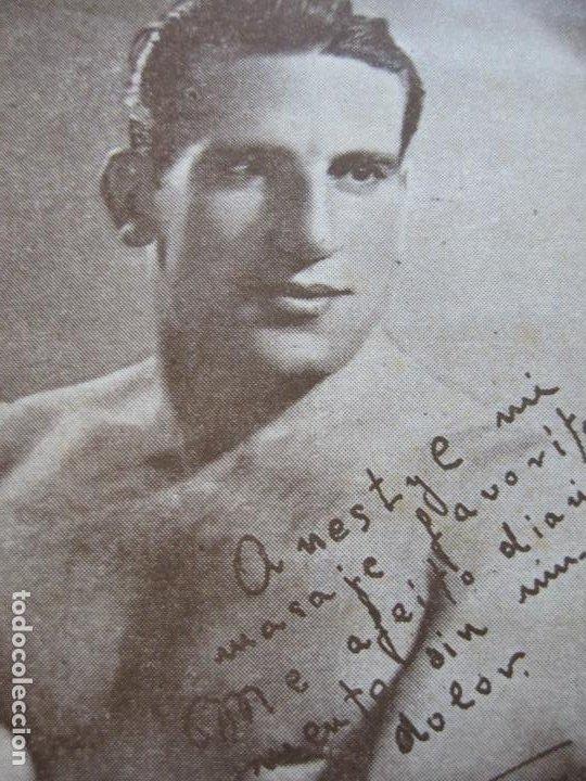 M. POISSARD-TARJETA DE PUBLICIDAD FARMACIA ANESTYL-VER FOTOS-(69.198) (Postales - Postales Temáticas - Publicitarias)