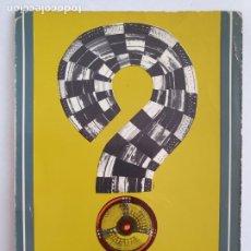 Cartes Postales: SALÓN INTERNACIONAL DEL AUTOMÓVIL - BARCELONA 1969. Lote 202784432