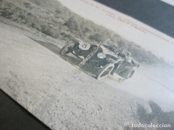 Postales: PNEUS PIRELLI-HUDSON-POSTAL PUBLICIDAD ANTIGUA DE COCHES-VER FOTOS-(69.548) - Foto 3 - 203398627