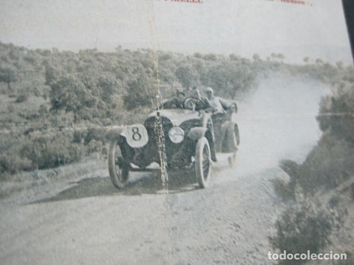 Postales: PNEUS PIRELLI-HUDSON-POSTAL PUBLICIDAD ANTIGUA DE COCHES-VER FOTOS-(69.548) - Foto 4 - 203398627