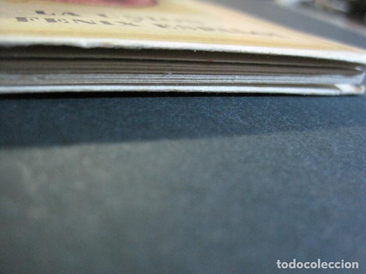 Postales: PUBLICIDAD LA UNION Y EL FENIX ESPAÑOL-BLOC DE 11 POSTALES-FOTOS DE LAS SEDES-VER FOTOS-(V-20.075) - Foto 5 - 203398818