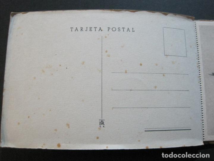 Postales: PUBLICIDAD LA UNION Y EL FENIX ESPAÑOL-BLOC DE 11 POSTALES-FOTOS DE LAS SEDES-VER FOTOS-(V-20.075) - Foto 7 - 203398818