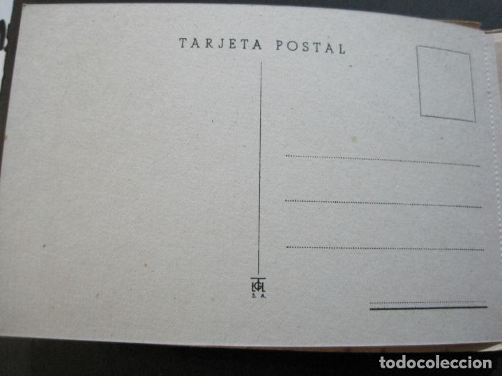 Postales: PUBLICIDAD LA UNION Y EL FENIX ESPAÑOL-BLOC DE 11 POSTALES-FOTOS DE LAS SEDES-VER FOTOS-(V-20.075) - Foto 9 - 203398818