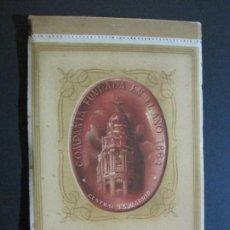 Postales: PUBLICIDAD LA UNION Y EL FENIX ESPAÑOL-BLOC DE 11 POSTALES-FOTOS DE LAS SEDES-VER FOTOS-(V-20.075). Lote 203398818
