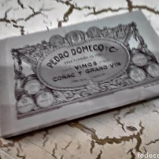 Postales: 25 POSTALES VINOS PEDRO DOMECQ. Lote 203857792
