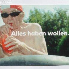 Postales: ALLES HABEN WOLLEN... POSTAL POSTCARD WELT+ GERMANY ALEMANIA. Lote 204614608
