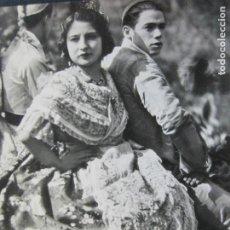 Postales: GRUPAS VALENCIANAS-TARJETA PUBLICIDAD CARTON GARRIGA K.3-VER FOTOS-(70.119). Lote 204691315