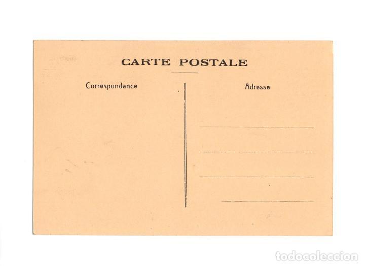 Postales: CHAMPAGNE G.H. MUMM & Cº. SOCIÉT´VINICOLE DE CHAMPAGNE. SOCIEDAD VINICOLA. LAS OFICINAS. - Foto 2 - 205718370