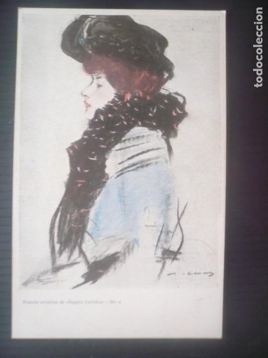 POSTAL ARTÍSTICA DE ESPAÑA CARTÓFILA. (Postales - Postales Temáticas - Publicitarias)