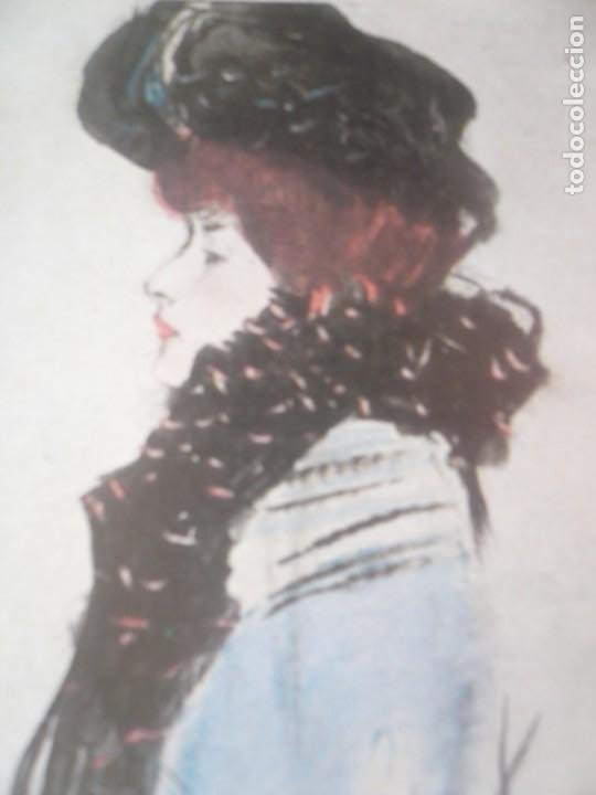 Postales: Postal artística de España Cartófila. - Foto 2 - 206300037