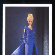 Postales: *BARBIE - MIREIA BISBE* ED. MATTEL - MODA DE ESPAÑA 1992. NUEVA.. Lote 206484186