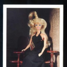 Postales: *BARBIE - ANGEL SCHLESSER* ED. MATTEL - MODA DE ESPAÑA 1992. NUEVA.. Lote 206487037