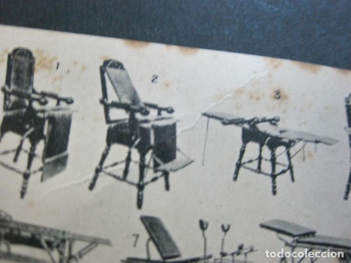 Postales: BARCELONA-J.MAÑA ANTUNAS FABRICA DE COCHES Y SILLONES-PUBLICIDAD ANTIGUA-(71.176) - Foto 4 - 207031632