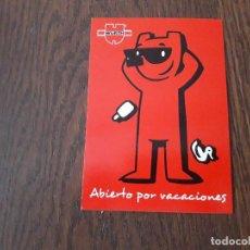 Postales: POSTAL DE PUBLICIDAD, WURTH. Lote 207242153