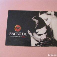 Postales: POSTAL PUBLICIDAD. BACARDI, CASA FUNDADA EN CUBA EN 1862.. Lote 207274882