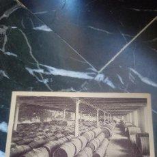 Postales: POSTAL PROMOCIONAL CHAMPÁN VINO CHAMPAGNE PUBLICIDAD BODEGAS MERCIER AÑOS 30-40. Lote 209136988
