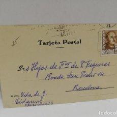 Postales: TARJETA POSTAL PUBLICITARIA.. Lote 210741101