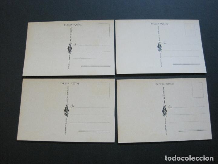 Postales: LA ODONTOLOGIA EN EL ARTE-COLECCION COMPLETA DE 50 POSTALES-PUBLICIDAD DONNER-VER FOTOS-(72.724) - Foto 12 - 210970255