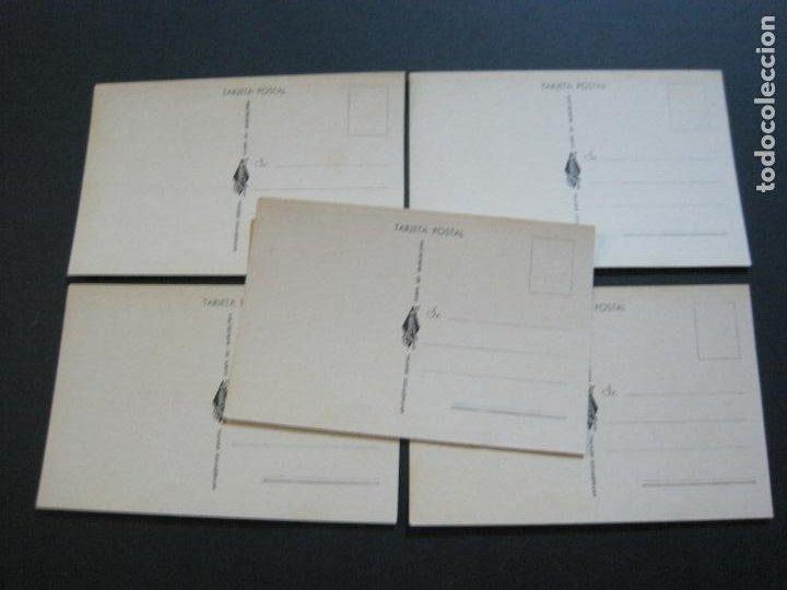 Postales: LA ODONTOLOGIA EN EL ARTE-COLECCION COMPLETA DE 50 POSTALES-PUBLICIDAD DONNER-VER FOTOS-(72.724) - Foto 13 - 210970255
