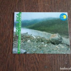 Postales: POSTAL DE PUBLICIDAD, FOTO CLUB COSTA RICA, TURISMO ECOLÓGICO.. Lote 210975295