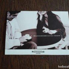 Postales: POSTAL DE PUBLICIDAD, MARABANS COFFEE.. Lote 210975560