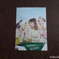 Postales: POSTAL DE PUBLICIDAD, DEUTSCHLAND HAT GESCMACK. EDGAR MEDIEN AG. Lote 210975717