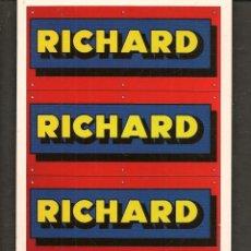Postales: POSTALES: RICHARD HAMILTON. EXPOSICIÓN . MADRID. (P/C53). Lote 211494535