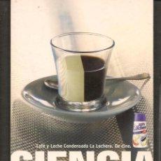 Postales: POSTALES: CAFÉ Y LECHE CONDENSADA LA LECHERA. DE CINE DE CIENCIA FICCIÓN. (P/C53). Lote 211495571