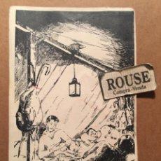 Postales: ANTIGUA POSTAL - PUBLICITARIA DE LA REVISTA EXCURSIONISME EDT. MONTSENY - 14X9 CM.. Lote 211650779