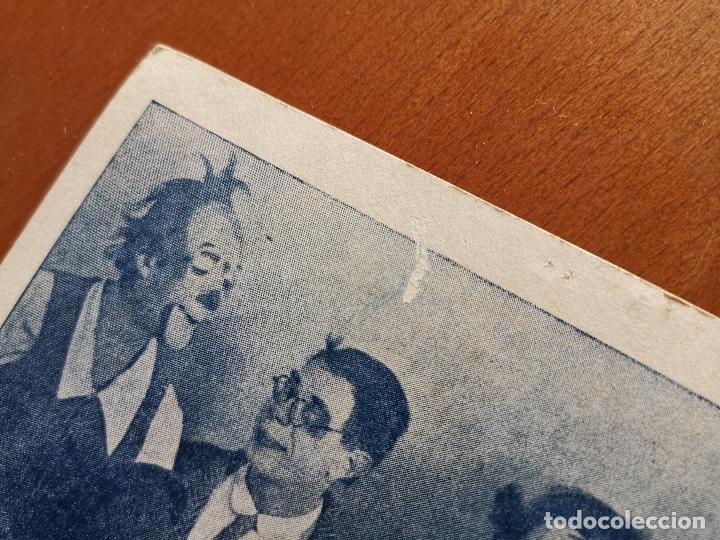 Postales: HERMANOS CAPE-CIRCO OLIMPIA -SUPER CLOWNS MUSICALES-AÑO 1945-FELICITACION-POSTAL 15,5 X 11-PAYASOS - Foto 9 - 212296462
