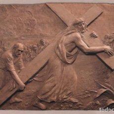 Postales: POSTALES DE REUS CONFRARIA NOSTRE PAR JESÚS DEL CALVARIO SEMANA SANTA D´ASSIS REUS AÑO 09. Lote 213140875