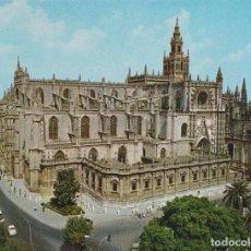 Cartes Postales: VALLADOLID, FACHADA DE SAN GREGORIO - EDITA IBERIA LINEAS AÉREAS - S/C. Lote 217471233