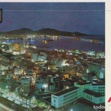 Cartes Postales: ISLAS CANARIAS, VISTA NOCTURNA - EDITA IBERIA LINEAS AÉREAS - S/C. Lote 217471591
