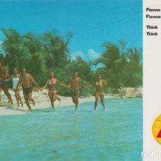 Cartes Postales: SANTO DOMINGO (REPUBLICA DOMINICANA) - EDITA IBERIA LINEAS AÉREAS - S/C. Lote 217471732