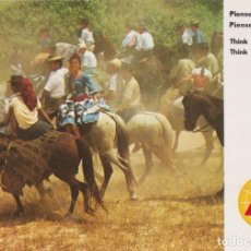 Cartes Postales: ROMERIA EN ANDALUCIA - EDITA IBERIA LINEAS AÉREAS – S/C. Lote 217471813