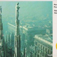 Cartes Postales: MILAN (ITALIA) - EDITA IBERIA LINEAS AÉREAS - S/C. Lote 217472135