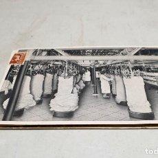 Postales: POSTAL ANTIGUA PUBLICITARIA BARCELONA. GÉNEROS DE PUNTO RAFEL S.A. AÑO 1933/34. ESCRITA CON SELLO.. Lote 218428318