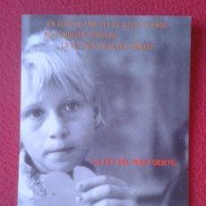 Postales: TARJETA TIPO POSTAL PUBLICITARIA PUBLICIDAD KOSOVO ASOCIACIÓN ESPAÑA CON ACNUR COLABORAN HASBRO..VER. Lote 218762902